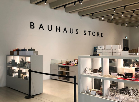1 Jahr BAUHAUS STORE im Bauhaus-Museum