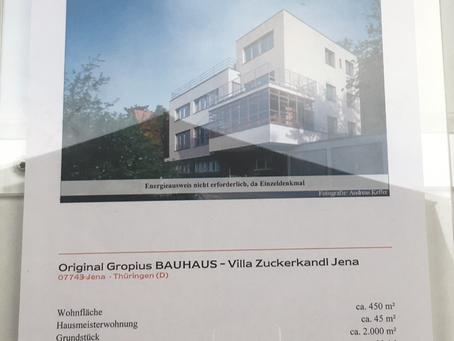 Gropius-Villa für 10 Mio. € zu haben