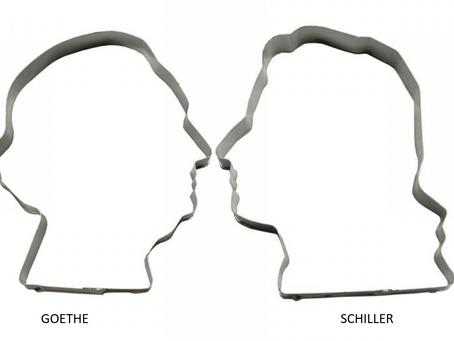 Bestechend profan: Goethe und Schiller