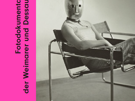 Das Bauhaus in Bildern - Ausstellung in Weimar