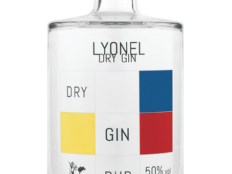 Lyonel Dry Gin aus Weimar