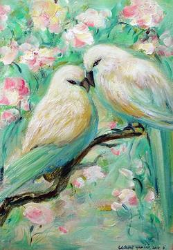 Art Teacher  Yanli Wang