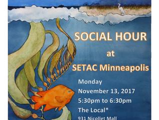 SoCal SETAC Happy Hour at National SETAC Nov 13!