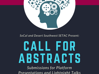 Abstract submission open for the 2021 Annual Meeting