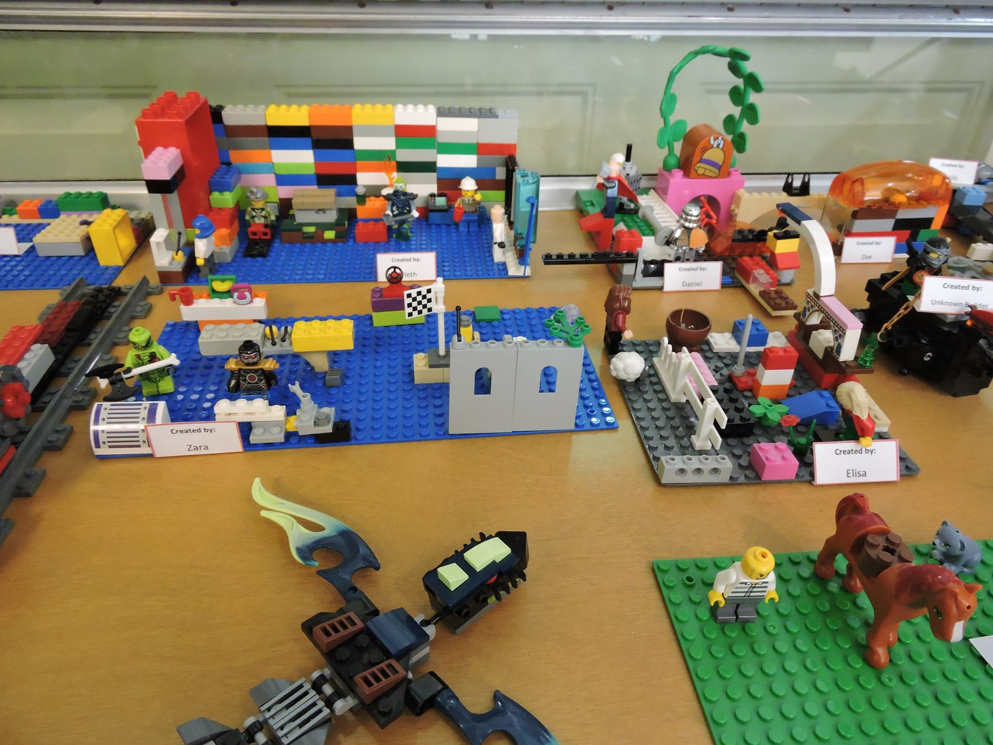 Monday Lego Club