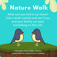 Nature Walk ad - Made with PosterMyWall