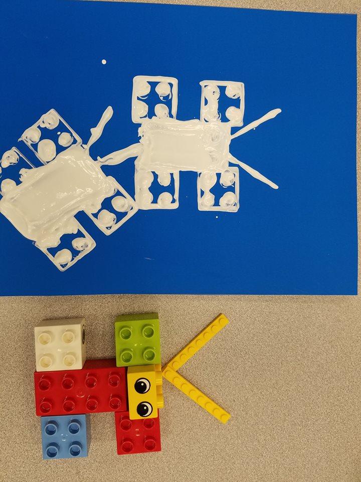 Geometric Lego Program