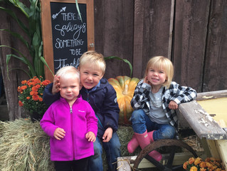Camp Hope Holds Third Annual Fall Festival