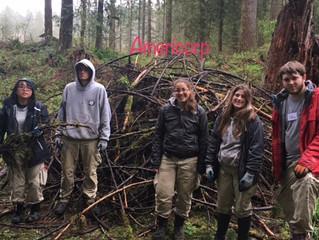 Americorp at Camp Hope Spring 2017