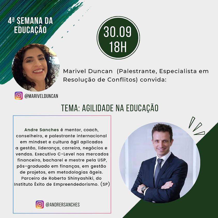 LIVE Agilidade na Educação 2020-09-30