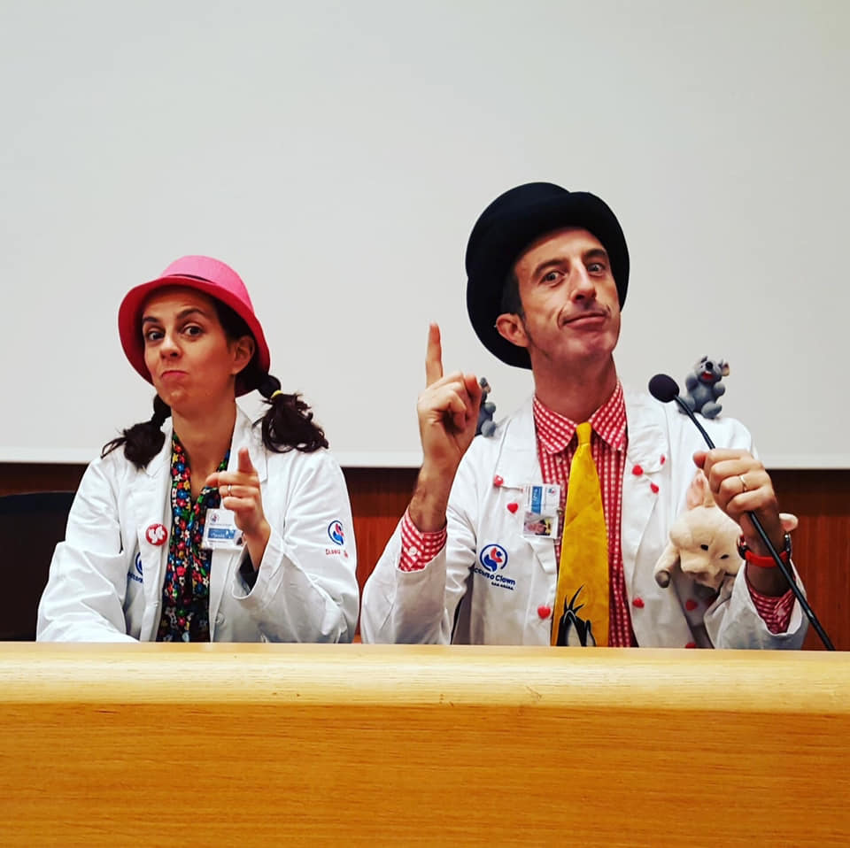 Hccp Soccorso Clown