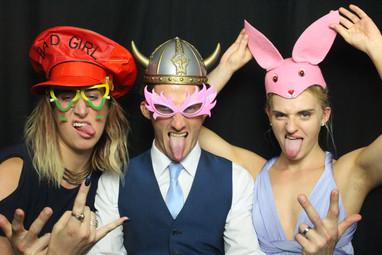 Those Party People Photobooth Sussex