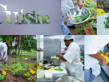 La cantine du village - Reportage cuisine