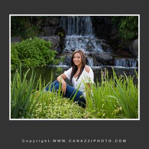 High School Senior Girl near waterfall Vancouver Washington_244.jpg