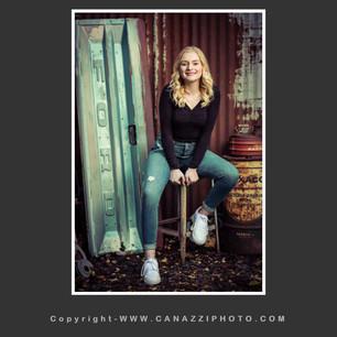 High School Senior Girl with rustic auto items in Vancouver Washington_104.jpg