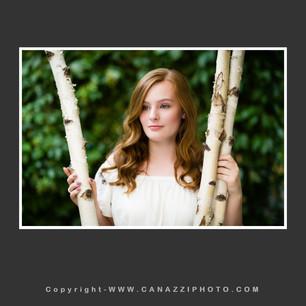 High School Senior Girl with birch trees Vancouver Washington_121.jpg