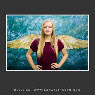 High School Senior Girl with wings in Vancouver Washington_108.jpg
