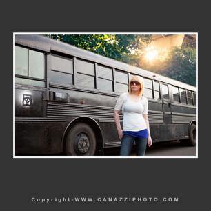 High School Senior Gal with old bus in Portland Oregon_312.jpg