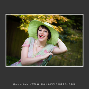 High School Senior Girl with hat outdoors in Vancouver Washington_101.jpg