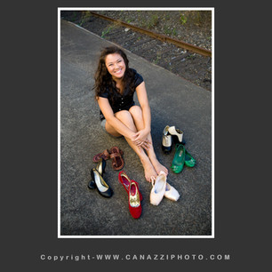High School Senior Girl with her favorite shoes Vancouver Washington_243.jpg