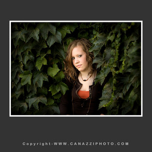 High School Senior Girl seated in ivy Vancouver Washington_241.jpg