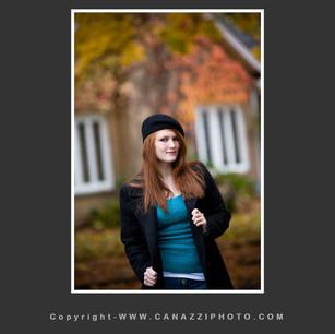 High School Senior Girl in fall colors Urban Vancouver Washington_245.jpg