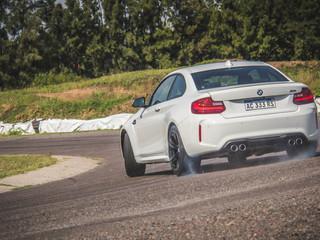 Test Drive • BMW M2: Un concentradode nervio y adrenalina