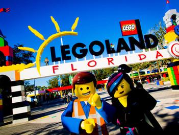 Legoland Florida: El mundo pixelado