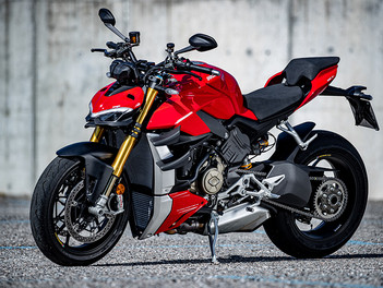 Llega a la Argentina la Ducati Streetfighter V4