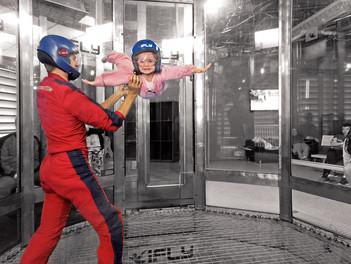 iFly Orlando: Volar como un ave (en cautiverio...)