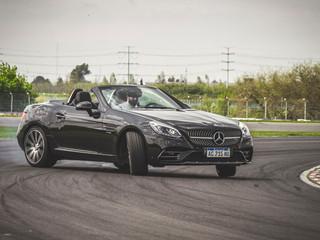 Test Drive • Mercedes Benz SLC 43 AMG: Ángel y demonio