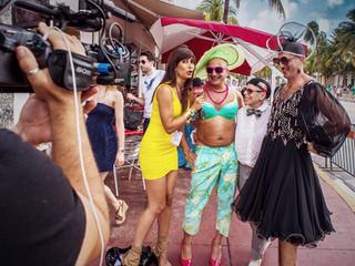 Ocean´s eleven: Los verdaderos protagonistas de Ocean Drive, Miami