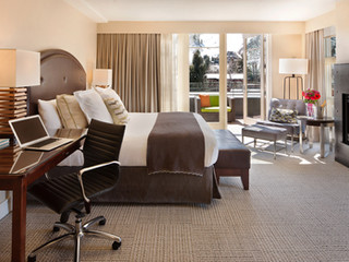 Limelight Hotel Aspen: Palco VIP a la naturaleza