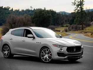 Maserati Levante S Q4: Picadora de asfalto