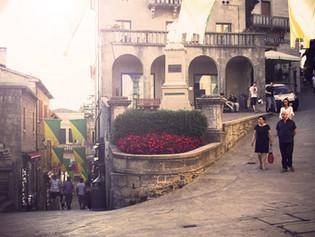 República de San Marino: Corazón autónomo