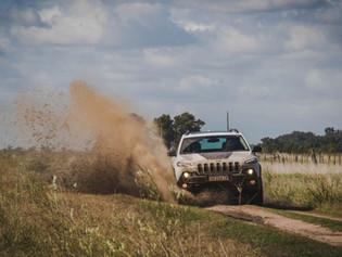 Test Drive • Jeep Cherokee Trailhawke: Nueva imagen, esencia intacta