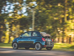 Test Drive • Fiat 500 C: La Dolce Vita en envase pequeño