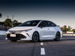 Toyota Gazoo Racing Argentina presentó el nuevo Corolla GR-S