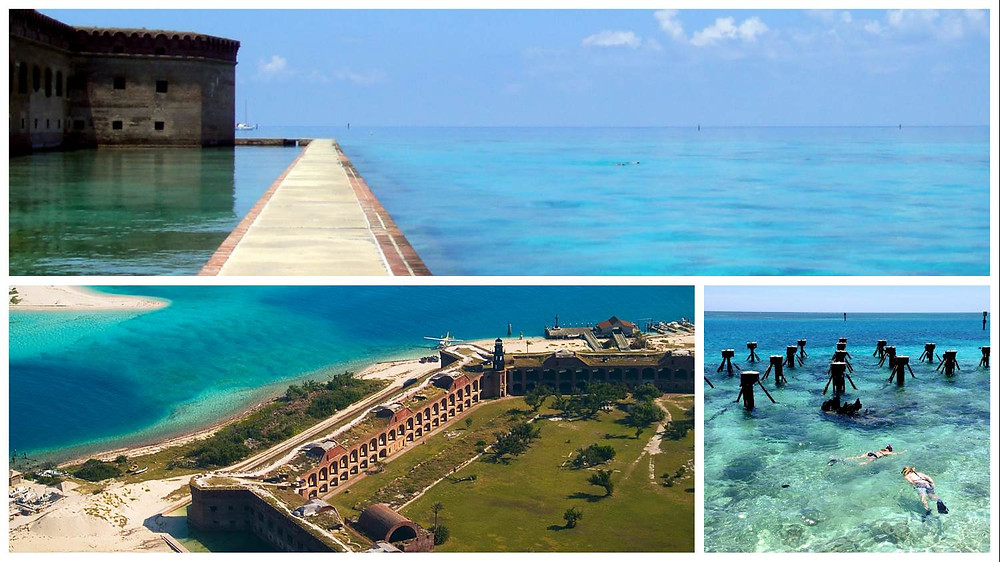 Dry Tortugas National Park & Fort Jefferson