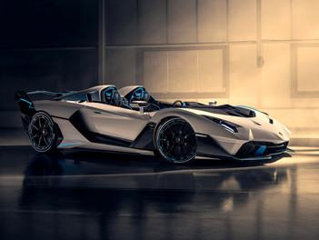 Lamborghini SC20: El superdeportivo abierto de carreras con la firma de Squadra Corse