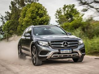 Test Drive • Mercedes Benz GLC 300 4MATIC: Cambio de filosofía