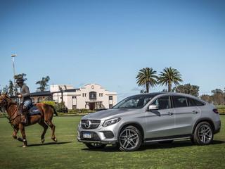 Mercedes Benz GLE 400 Coupé: Ocho años de handicap