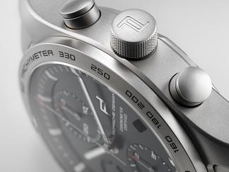 Personalice su reloj igual que su Porsche