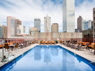 Crowne Plaza Denver: Un hotel todoterreno