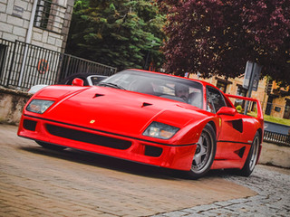 Test Drive • Ferrari F40: ¡Sueño cumplido!