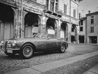 Maserati festeja los 70 años del A6G 2000