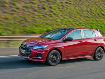 Chevrolet presenta el nuevo Onix RS en Argentina