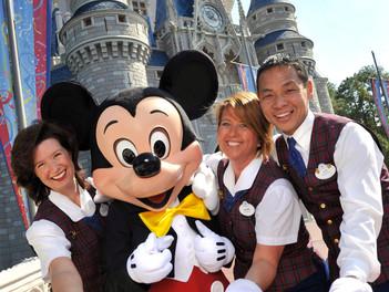 Walt Disney Walt Resort: Alegría sin fin