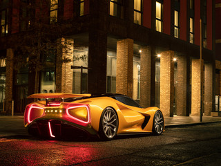 El Lotus Evija se llevó el prestigioso International Design Award