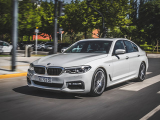 """Test Drive • BMW 540i """"PACK M"""": Por el sendero de la perfección"""